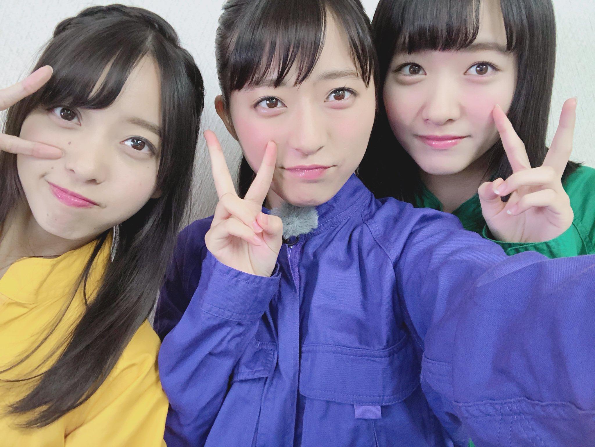 """STU48: STU48_member On Twitter: """"初めまして! STU48、広島県出身の #みちゅ こと #今村"""