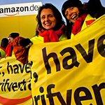 Gute und gesunde Arbeitsbedingungen und tariflich geregelten Lohn - Das haben die #Amazon-Beschäftigten verdient und dafür kämpfen sie auch in der Vorweihnachtszeit mit Streiks. https://t.co/aZ3nm4KDGD