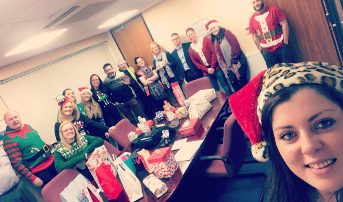 It's Charity Christmas Jumper day today and our Wigan office has chosen https://t.co/4c5YO4yJhP as their nominated charity. #ChristmasJumperDay https://t.co/DijvD49JSf