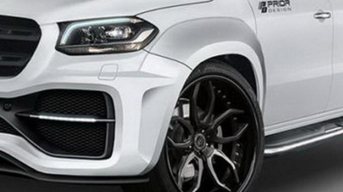 RT @TNAutos: La pick up de Mercedes, con un tuning bien tuerca: ¿va o no va?  https://t.co/EzsPsuz21V https://t.co/qjJVqTGm3U