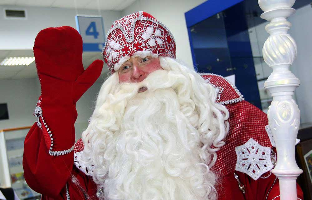 #MeanwhileinRussia Ded Moroz will not be running for president in 2018, assures the world of good ties with Santa Claus   https://t.co/uEmFUl3xAs