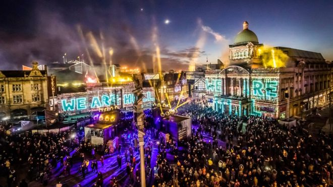 #Hull #CityofCulture 2017 events attract...