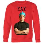 RT @DMolonyForum: Christmas jumper, anyone? 😁 #Chr...