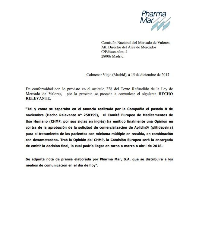 FORO DE PHARMAMAR - Página 2 DRFjc-bXcAApJCe