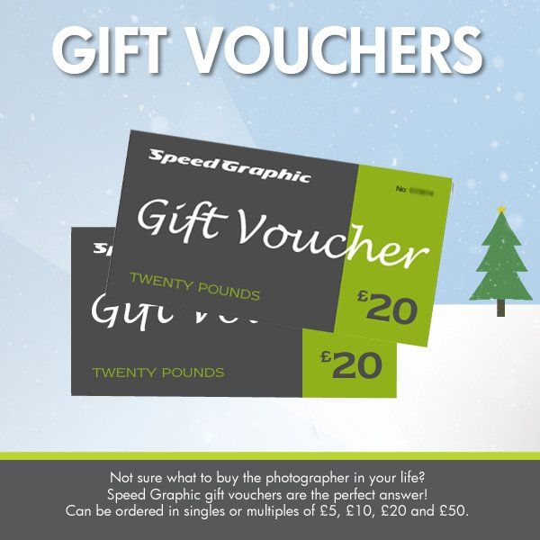 speed graphic gift vouchers are the perfect answer get yours here httpbitly2h5zbvg photography wham christmas giftideapictwittercom7uvmucmxkv