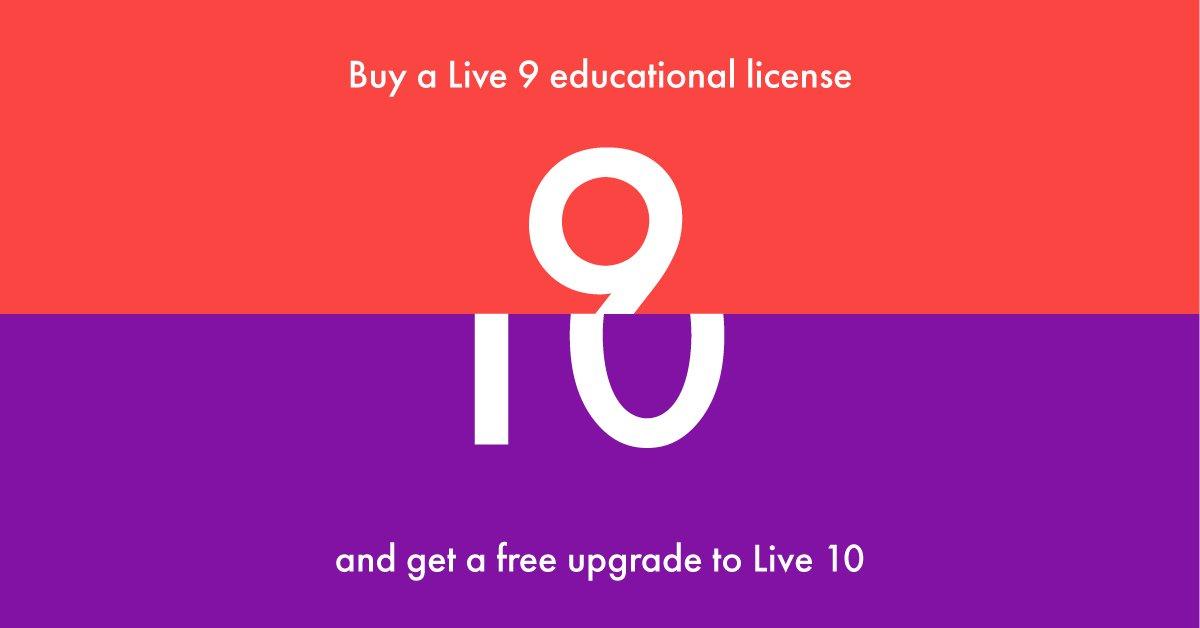 ableton live 9 suite educational full version