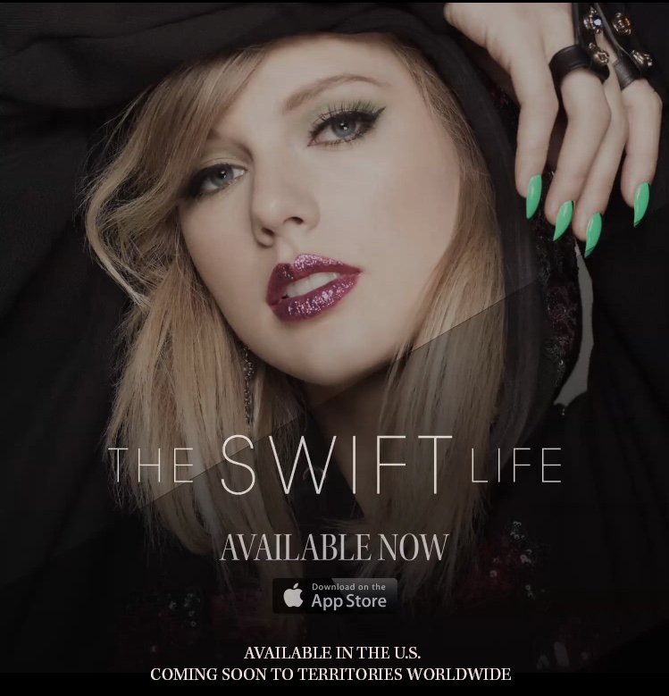 #TheSwiftLife App is available NOW for free in the U.S. @AppStore for iOS!! 🎉🙏🙌Download it here: https://t.co/OAy6IIBrsx