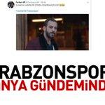 RT @61saat: Trabzonspor Dünya gündeminde... #Justi...