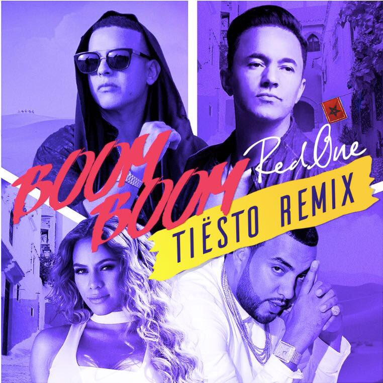 Out today! #BoomBoom @tiesto Remix 💥💥💥 @RedOne_Official @FrencHMonTanA @dinahjane97 @Spotify https://t.co/ZsSExi4fUp