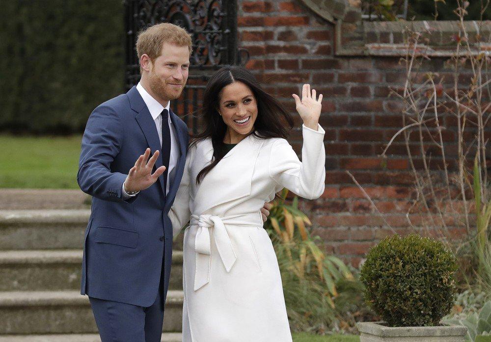 Príncipe Harry e Meghan Markle se casarão dia 19 de maio, diz família real https://t.co/Go0sn3FRfs #G1