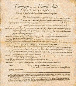 On this day in 1791 congress ratified the #BillofRights .