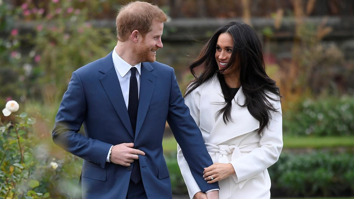 Hochzeitstermin: Prinz Harry und Meghan Markle heiraten am 19. Mai 2018 https://t.co/1XPBepYOI8