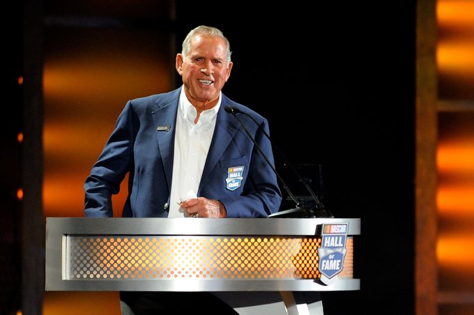Happy Birthday to our of Famer David Pearson!