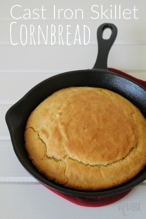 Cast Iron Skillet Cornbread Recipe (Top post of the year!) ---&gt;&gt;  http:// bit.ly/2m19Q5k  &nbsp;    Do you like to add anything to your cornbread? Butter? Honey? Syrup? Plain?  #recipe #recipes #recipeoftheday #FridayFeeling <br>http://pic.twitter.com/rjt78EeJRh