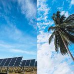 """This week, 11 Caribbean nations signed on to a plan to create a """"climate smart zone"""" by transitioning to 100% renewable energy and putting $8 billion into infrastructure investments and debt restructuring. https://t.co/p9BuvnUA4s"""