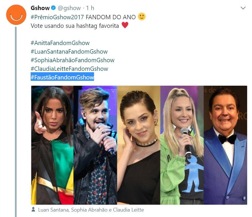 AMIGOS, AGUARDEM, HOJE TEM DESAFIO ACEITO!!!! SIM!!!!! EM BREVE EXPLICO! MAS JA ADIANTO QUE..............  #FaustãoFandomGshow  NÃO VIEMOS PARA BRINCAR! O MAIOR FÃ CLUBE DO BRASIL VAI MOSTRAR SEU PODER #FAUSTOPICO  JA DE RT NISSO