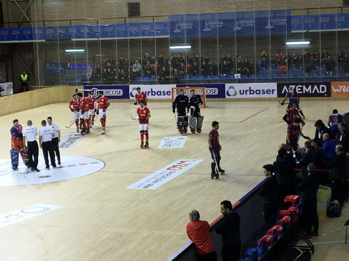 International rink hockey fcpatinatge rt delcamp cat - Pavello olimpic reus ...