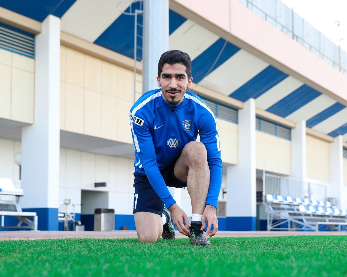 نادي الهلال السعودي on Twitter: صور من تدريبات فريق الهلال الأول لكرة القدم عصر اليوم الجمعة.…
