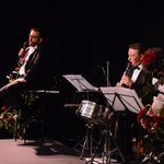 A wise man once said 'If music be the food of love, play on'.  So come join us for @OVO_Theatre's Food of Love annual Christmas jazz concert, we're down to the last few tickets so book now to avoid missing out (on both the music and the mulled wine!) https://t.co/Yb3hRvIi7i