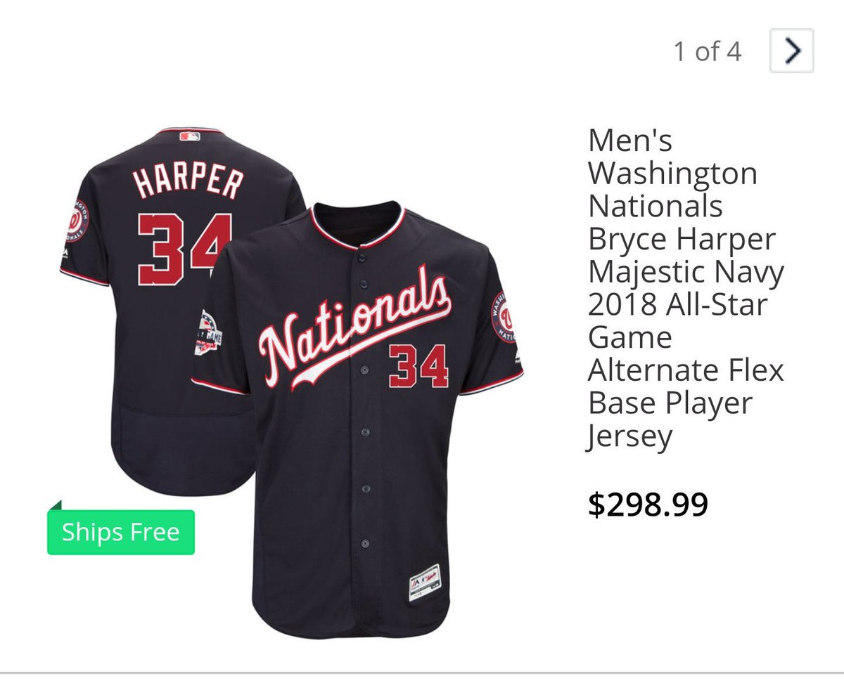 778795dfb ... jersey for sale online. New alternate  … Bill Haelig found this  three-foot Campbell s Soup Kid ad piece. Note the MLB 100th anniversary  patch and that ...