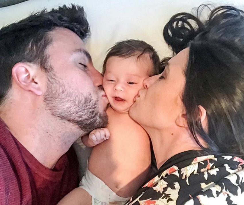 Do you love following @jadelizroper &  (an@ttolbert05d their adorable little Emmy) on Instagram? Make sure to vote for them in our  her#BachelorAwardse —>  https://t.co/0ejU5K7tRN#TheBachelor