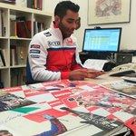 Direttore per un giorno @Petrux9 a @qn_lanazione Siena @Nazione_Siena
