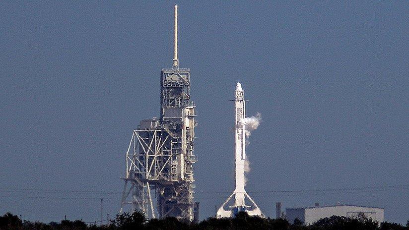EN VIVO: SpaceX lanza para la NASA un cohete y una cápsula reciclados por primera vez https://t.co/GbXrDsCAYL
