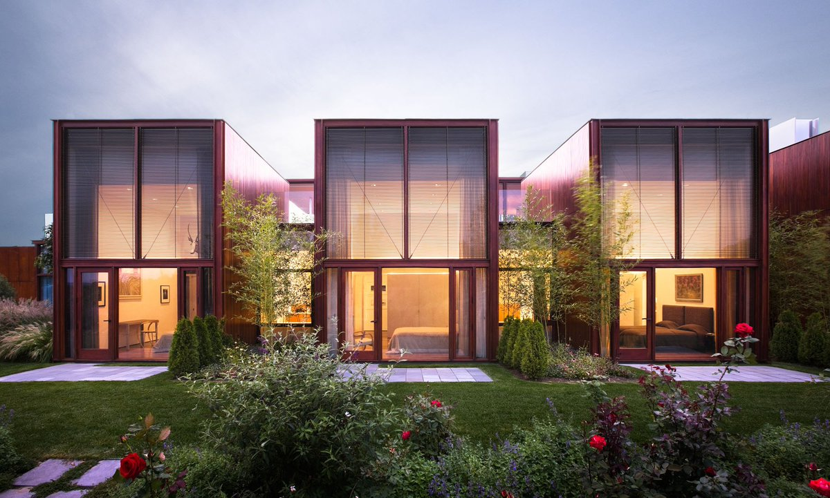 """Architizer on Twitter: """"Thomas Phifer and Partners ..."""
