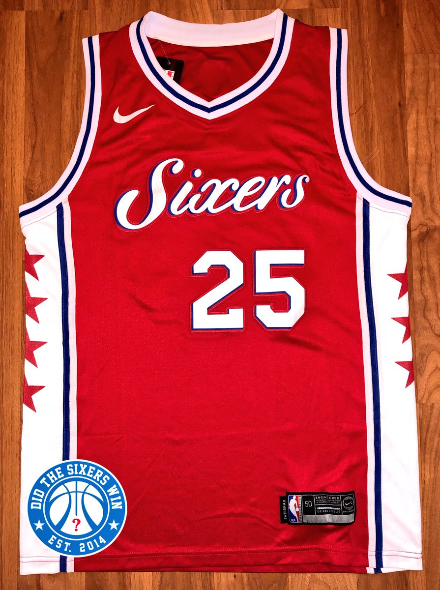 SIMMONS JERSEY GIVEAWAY 🎁 RETWEET for a chance to win! (must be following) Winner  will be randomly selected at halftime of Sixers - Kings on Tuesday ad41150d9