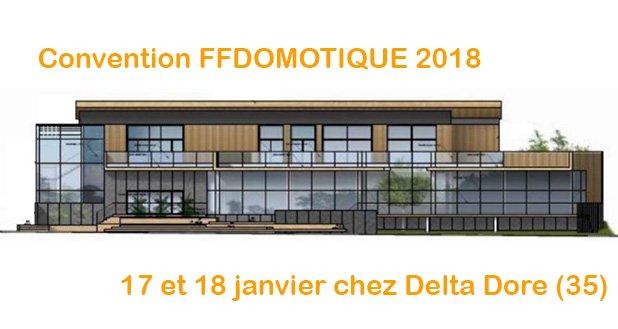 Le programme de la Convention 2018 de la @FFDomotique @DELTADORE_FR #ConventionFFDomotique2018 #Domotique #smartbuilding  http://www. ffdomotique.org/actualites/pro gramme-de-convention-2018-ffdomotique-4690  … pic.twitter.com/Fgnv1EhrhL
