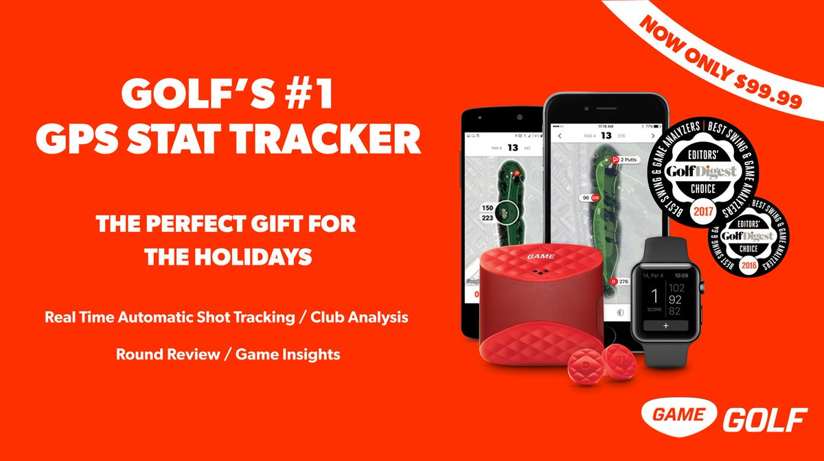 Get @GAMEGOLF LIVE for only $99.99 americangolfer.blogspot.com/2016/04/produc… #golf