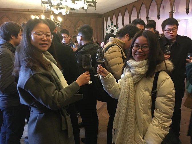 A multicultural experience for X 2017 international students! 26 international  students are currently  doing a french language immersion internship  https://t.co/yAZFJ9NxCw