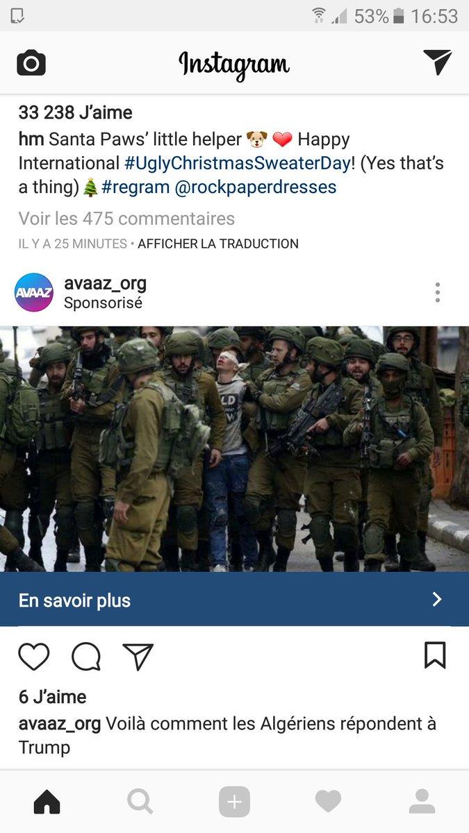 RT @Wahilara: C quoi cette image?  quel est le rapport avec les Algériens 🤔 https://t.co/2UuQDUpPIh