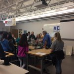 Mecatronics @MidlandsTech is an exciting oppprtunity for our students. How would you like to solve problems and work with high tech equipment every day?