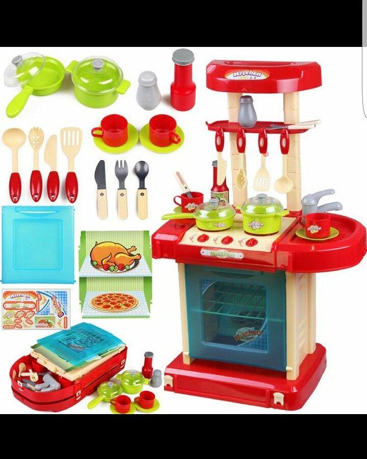 RT @Toys_Heavenn: مطبخ اطفال متنقل  مناسب من 3 الى 6 سنوات يعمل بالبطارية  السعر 85 ريال  واتساب 0591592079 https://t.co/oVIEyGnsBX