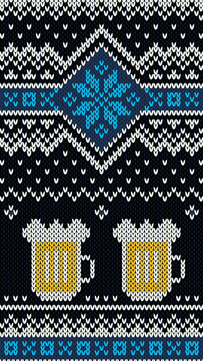 Download one of our custom #uglysweater phone wallpapers to get in on the fun. No actual wearing of an ugly sweater required!