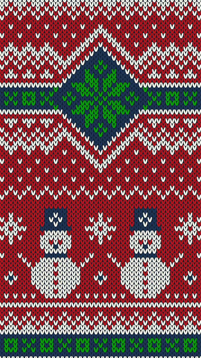"The Pita Group on Twitter: ""Today is National Ugly Christmas Sweater Day! (Yes, it's a real thing!) Download one of our custom #uglysweater phone wallpapers ..."
