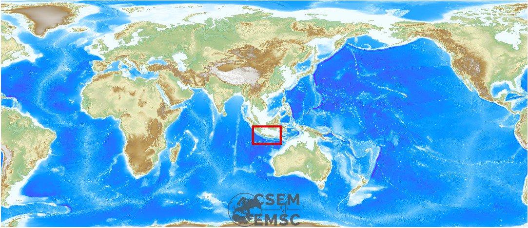 #Earthquake (#gempa) possibly felt 2 min ago in #Daerah Khusus Ibukota Jakarta #Indonesia.  https://t.co/wPtMW5ND1t
