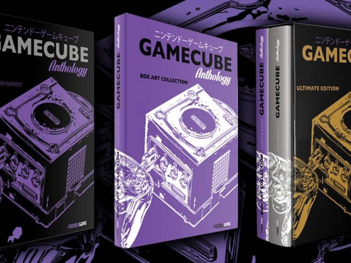 Unofficial Nintendo GameCube Anthology Book Hits Kickstarter  http:// bit.ly/2BunpUU  &nbsp;   #Retro #GameCube #Books #Kickstarter <br>http://pic.twitter.com/Cln0Y5gBQ1