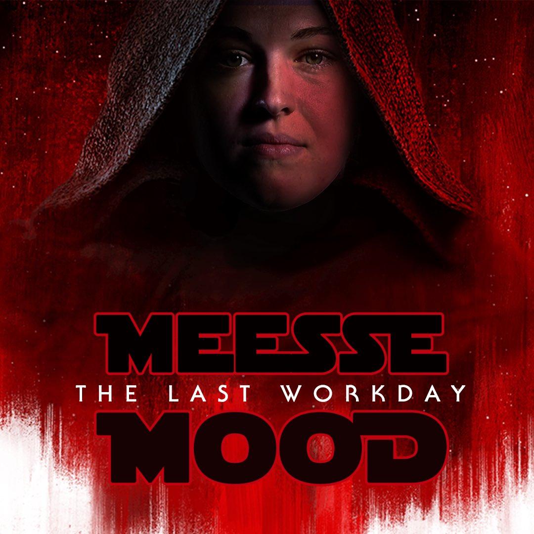 #MeesseMOOD = #TheLastJedi https://t.co/fWFTZ2q7vh