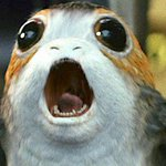 Just saw #StarWarsTheLastJedi & I must say: I was astonished when they revealed that Snoke is just a bunch of porgs under a long coat.