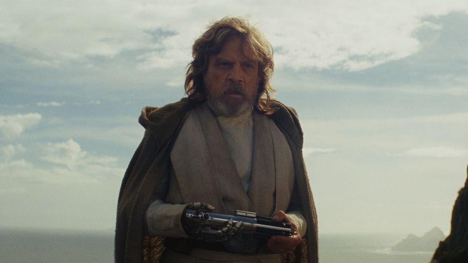 Our Star Wars: The Last Jedi review: This is why Rian Johnson gets a whole trilogy for himself.  https://t.co/NwzcQRNNLB