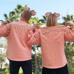New Rose Gold Spirit Jerseys Coming Soon to Disney Parks https://t.co/cJlZgLymt1