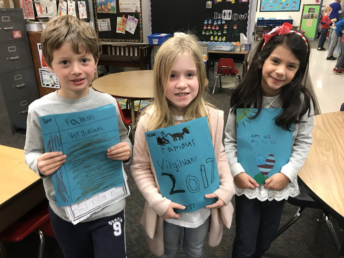 We loved our unit on Famous Virginians. It was so interesting learning about these people and why they are important! <a target='_blank' href='http://search.twitter.com/search?q=rachlin'><a target='_blank' href='https://twitter.com/hashtag/rachlin?src=hash'>#rachlin</a></a> <a target='_blank' href='http://twitter.com/HaroldPell'>@HaroldPell</a> <a target='_blank' href='http://search.twitter.com/search?q=ztroar'><a target='_blank' href='https://twitter.com/hashtag/ztroar?src=hash'>#ztroar</a></a> <a target='_blank' href='https://t.co/sizhFTrjE1'>https://t.co/sizhFTrjE1</a>