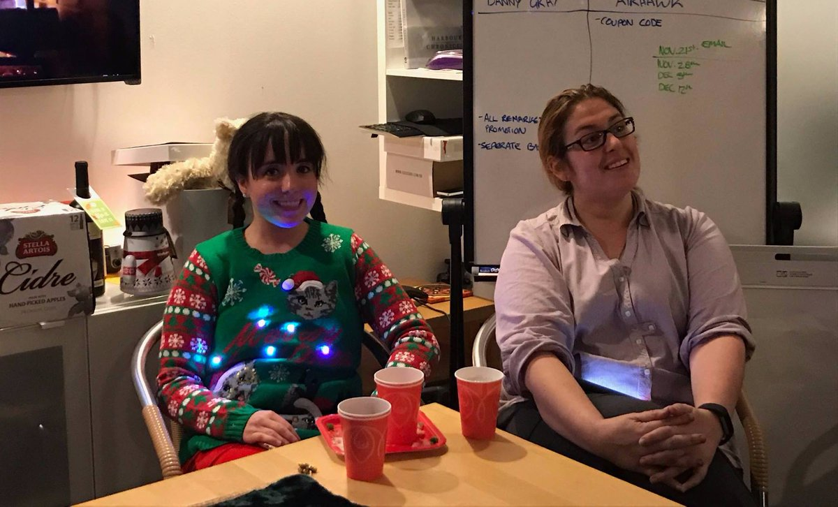 "test Twitter Media - Our annual ""glogg, hug and food fight"" holiday festivities are in full swing! 🎄🎅✨ Happy holidays everyone! https://t.co/oeAGVNW5Np"