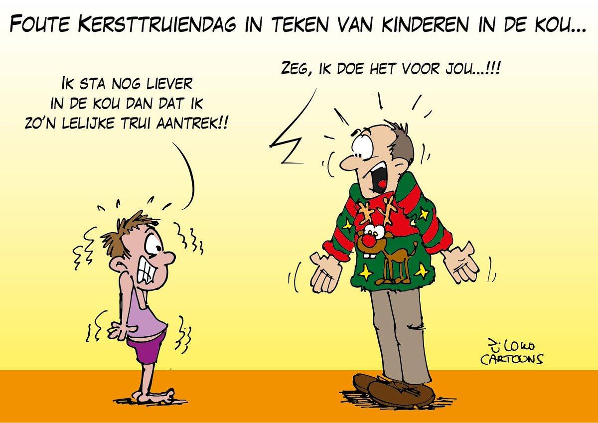 Kersttrui Dab.Loko Cartoons On Twitter En Hoe Zag Jouw Foute Kersttrui Eruit