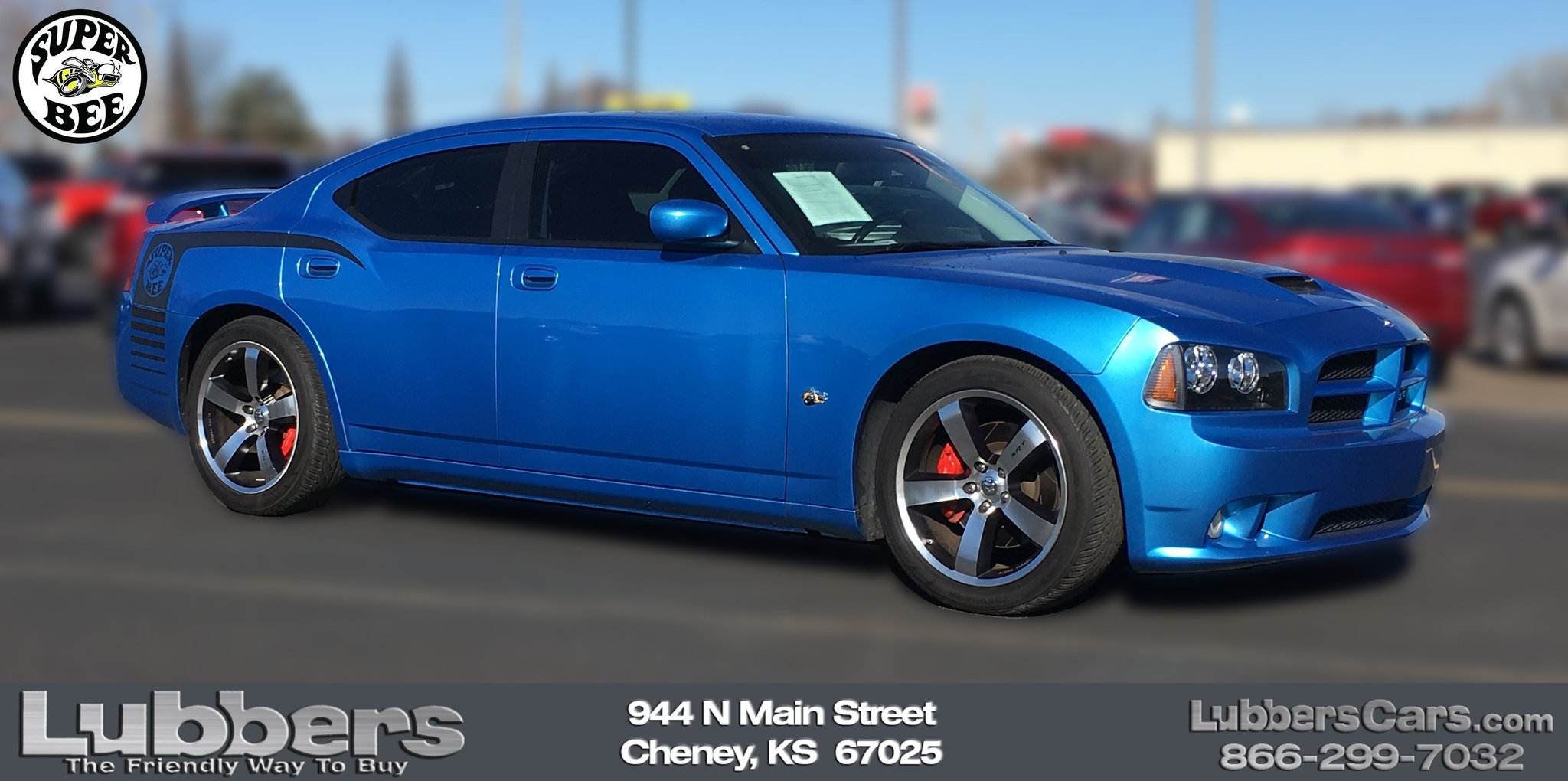 Lubbers Cheney Ks >> Lubbers Cars On Twitter Bzzzz 08 Dodge Charger Super Bee Alert