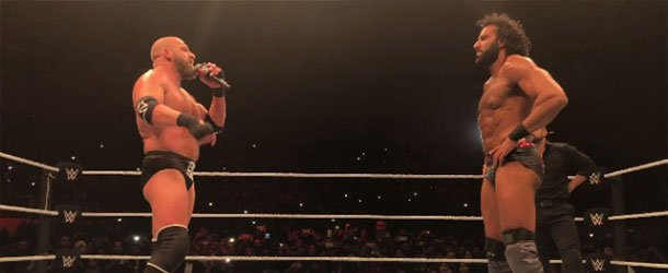Triple H Reveals Why He Went &quot;Over&quot; Jinder Mahal In India -  http://www. allwrestlingnews.com/2017/12/15/tri ple-h-reveals-went-jinder-mahal-india/ &nbsp; …  #WWE #TNA<br>http://pic.twitter.com/IEY5Ejf3MX