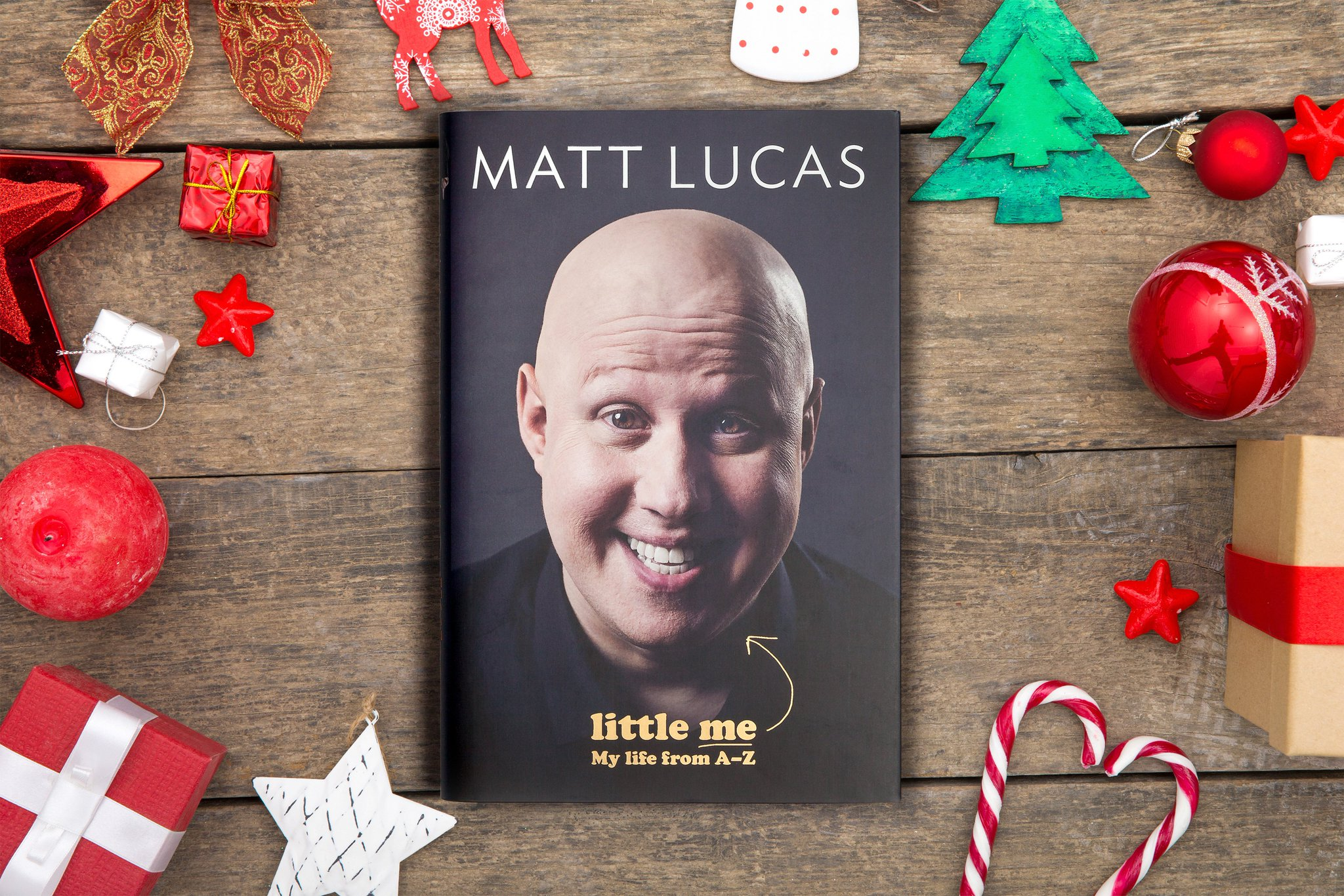 RT @RealMattLucas: The perfect Christmas present is less than a tenner on Amazon!   https://t.co/WtV5ZRJoDJ https://t.co/dfgpt1KInC