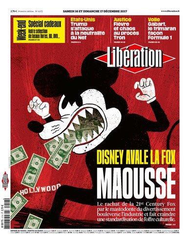 Demain, au pays de Donald, les Picsou de Disney. Quitte à choisir, lisez Pluto #Libération. pic.twitter.com/7bYadyOw9B